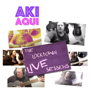 CD - The Lockdown Live Sessions